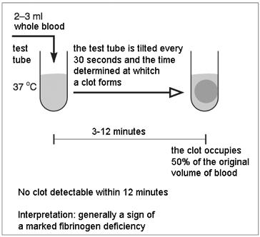 prothrombin time test procedure pdf